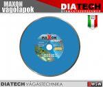 Diatech MAXON HOBBY csempe-vágótárcsa - 125x22,2x7 mm - tartozék