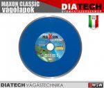 Diatech MAXON CLASSIC csempe-vágótárcsa - 150x25,4x5 mm - tartozék