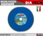 Diatech MAXON CLASSIC csempe-vágótárcsa - 230x25,4x5 mm - tartozék