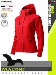 Malfini NANO RED prémium női technikai softshell kabát - munkaruha