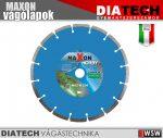 Diatech MAXON HOBBY szegmenses vágótárcsa - 125x22,2x7 mm - tartozék