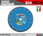 Diatech MAXON HOBBY turbó vágótárcsa - 125x22,2x7 mm - tartozék