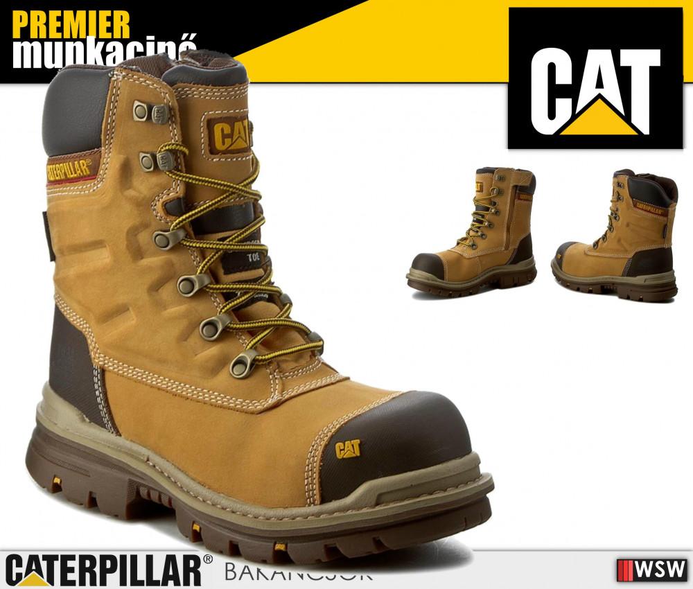 Caterpillar CAT PREMIER 8 S3 férfi munkabakancs - munkacipő ... 4a1702bc64