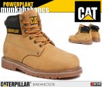 Caterpillar CAT STRIVER S3 férfi munkabakancs - munkacipő