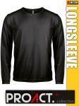 Proact Long Sleeve lélegző hosszúujjú férfi sport póló