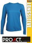 Proact Long Sleeve lélegző hosszúujjú női sport póló