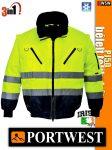 Portwest PJ50 téli 3in1 láthatósági télikabát - dzseki
