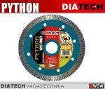 Diatech gyémánt vágótárcsa - kerámia gres járólap