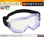 Portwest pántos munkavédelmi szemüveg - védőszemüveg