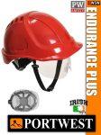 Portwest ENDURANCE PLUS munkavédelmi sisak szemüveggel - védősisak