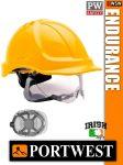 Portwest ENDURANCE munkavédelmi sisak szemüveggel - védősisak