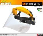 Portwest PW91 arcvédő szett - védőpajzs