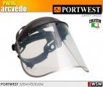 Portwest PW96 PLUS arcvédő szett - védőpajzs