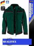 Qualitex PRO 245 WHITEGREY prémium technikai kabát - munkaruha