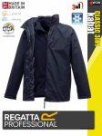 Regatta CLASSIC 3IN1 férfi bélelt télikabát - munkaruha