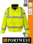 Portwest HI-VIS jólláthatósági kabát - Bomber