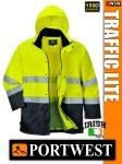 Portwest TRAFFIC LITE jólláthatósági kabát - munkaruha