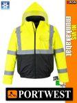 Portwest HI-VIS láthatósági télikabát - dzseki