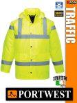 Portwest TRAFFIC jólláthatósági bélelt kabát - munkaruha