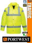 Portwest TRAFFIC jólláthatósági lélegző kabát