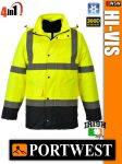 Portwest HI-VIS jólláthatósági téli kabát - 4in1