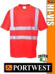Portwest HI-VIS jól láthatósági póló - munkaruha