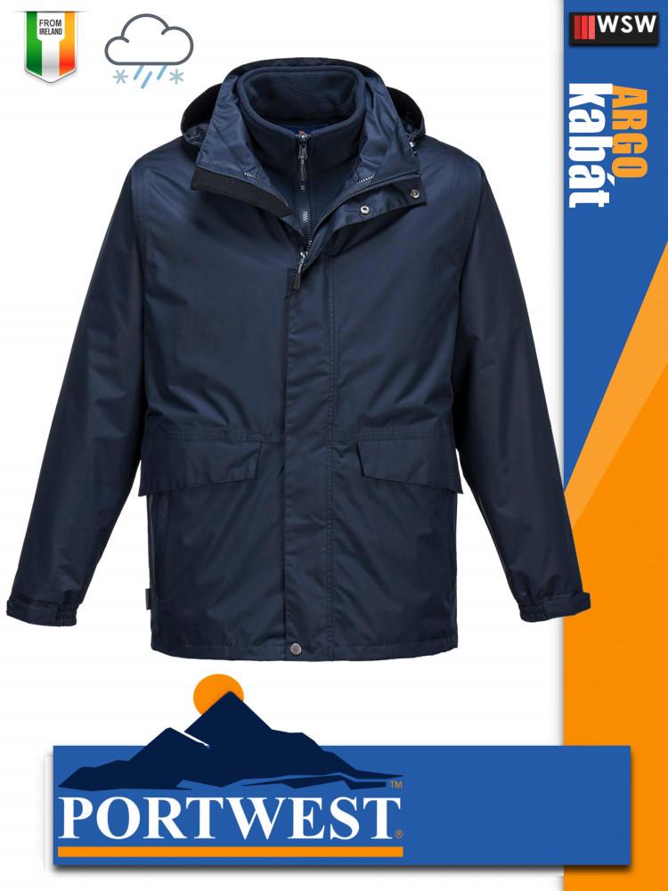 Portwest ARGO 3in1 téli bélelt kabát - munkaruha - munkaruha ... 5125787434