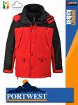 Portwest ORKNEY téli kabát - 3in1