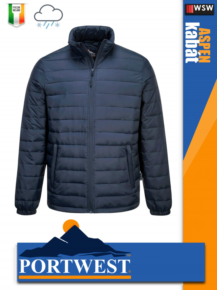 Portwest ASPEN téli bélelt kabát - munkaruha - munkaruha ... f996d279f0