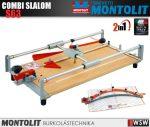 Montolit ombi Slalom kézi csempevágó - ívvágó tartozékokkal