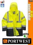 Portwest HI-VIS 5in1 láthatósági télikabát - dzseki