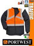 Portwest TRAFFIC jólláthatósági kifordítható kabát - 4in1