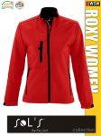 Sol's ROXY női softshell kabát - munkaruha
