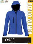 Sol's REPLAY softshell női kabát - munkaruha