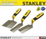 Stanley 3 részes simitókanál készlet - szerszám