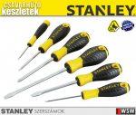 Stanley 6 részes csavarhúzó készlet kicsi - szerszám