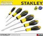 Stanley 6 részes csavarhúzó készlet nagy - szerszám