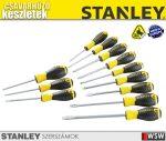 Stanley 12 részes csavarhúzó készlet - szerszám