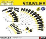 Stanley 69 részes csavarhúzó klt - szerszám