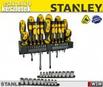 Stanley 57 részes csavarhúzó klt - szerszám