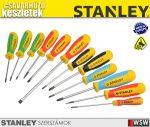 Stanley 10 részes magnum csavarhúzó készlet - szerszám