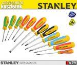 Stanley 12 részes magnum csavarhúzó készlet - szerszám
