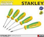Stanley 5részes torx magnum csavarhúzó készlet - szerszám