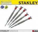 Stanley 5 részes precíziós csavarhúzó klt - szerszám