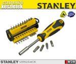 Stanley csavarhúzó , bitekkel - szerszám
