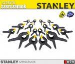 Stanley szorítócsipesz készlet, 16 részes - szerszám