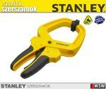 Stanley 100mm szorító - szerszám