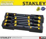 Stanley 8 részes csavarhúzó készlet - szerszám
