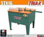 Triax STX betonacél kengyelhajlító gép