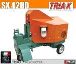 Triax SXHD hidraulikus betonacél-vágó gép